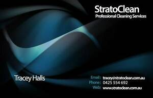 STRATOCLEAN Professional Cleaning Service Mount Warren Park Logan Area Preview