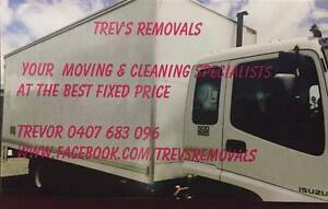 Trev's Reliable Removalist & Cleaning services Mill Park Whittlesea Area Preview
