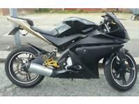 2009 Yamaha YZF R125 - Learner Legal 125cc Sports Bike