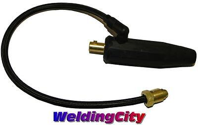 Tig Welding Torch Cable Adapter 195378ldt917f 917 For Lincoln Miller Us Seller