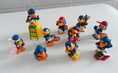 """Ü-Eier-Figuren""""Die Bingo Birds"""",für Sammler,Top Zustand"""