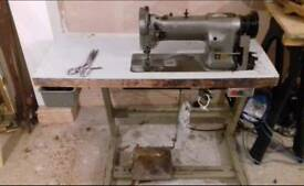 Seiko stw-8b industrial sewing machine.