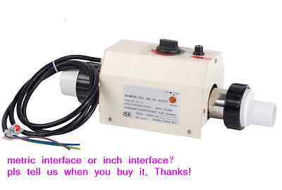 Best 3KW water heater thermostat for home swimming pool &SPA 220V+fast (Best Home Thermostats)