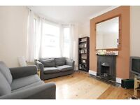 Princess May Road, spacious one bedroom patio flat