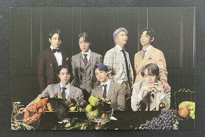 BTS-ON BROADCAST  PHOTO CARD VERSION 2 GROUP