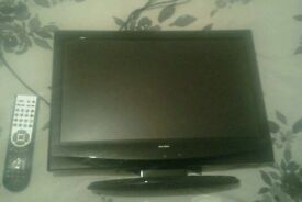 Alba flat screen