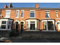 A huge two double bedroom Edwardian mid terraced spacious house in popular location