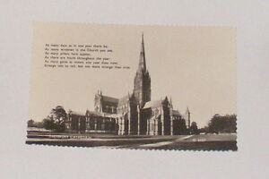 Wiltshire-Salisbury-Cathedral-Old-Picture-Postcard