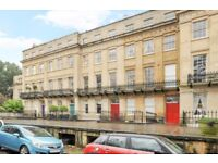 Large Unfurnished Room in Clifton. All bills included. Walk to Bristol Uni, St. Michael's & BRI