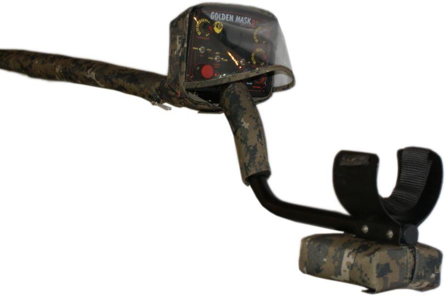 Rain, Dirt & Dust covers kit for Golden Mask 3 Metal Detector