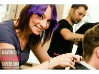 Barber wanted full time part time weekend only Finest barber shop in town center of Guildford