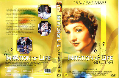 Imitation Of Life (1934) - John M. Stahl, Claudette Colbert  DVD NEW