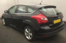 2012 FORD FOCUS 1.6 ZETEC GOOD / BAD CREDIT CAR FINANCE FROM 29 P/WK