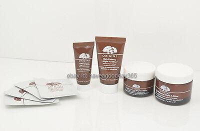 Origins High Potency Night A Mins Mineral Enriched Renewal Cream Moisturizer