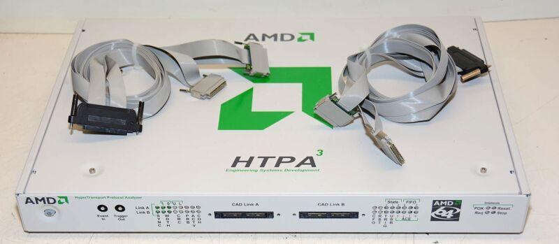 AMD HyperTransport Protocol Analyzer HTPA3 Systems Development Evaluation 64 Bit