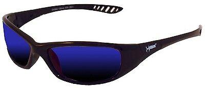 Safety Glasses Jackson Safety Hellraiser Blue Mirror Lens 3013858