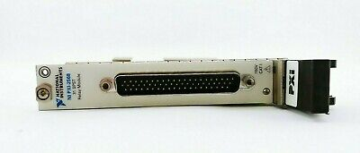 National Instruments Ni Pxi-2568 190136c-01l Relay Module