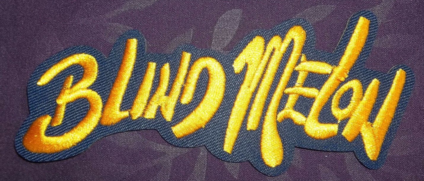 Blind Melon Patch Shannon Hoon  Embroidered Hippie 90'S No Rain Sew/ Iron Diy
