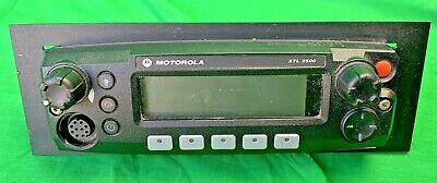 Motorola Xtl2500 Radio Control Head W Frame