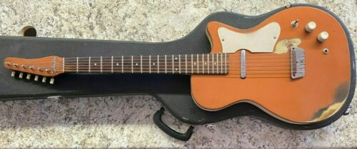 Vintage Danelectro Silvertone Guitar