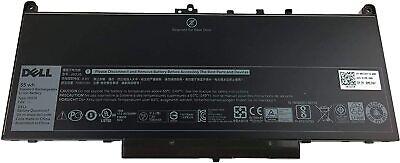 Dell Latitude E7270 E7470 7.6V 55Wh Battery MC34Y 242WD 1w2y2 J60J5 OEM Genuine