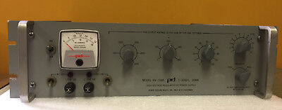 Power Design Hv-1544 Precision High Voltage Power Supply. For Parts Repair