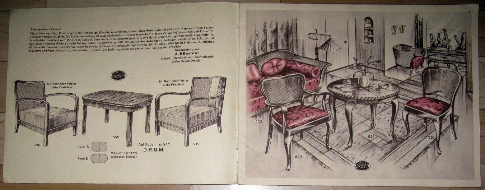 Sonstige Antiquitäten & Kunst KüHn Telefunken Platten Katalog Neuaufnahmen 7.folge 1951 k110
