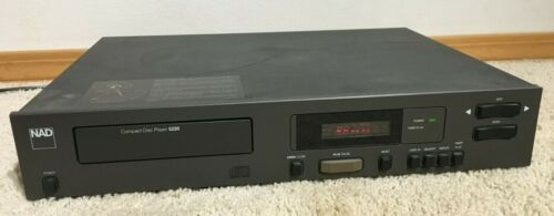 NAD Electronics 5220 CD Compact Disc Player - Vintage Japan