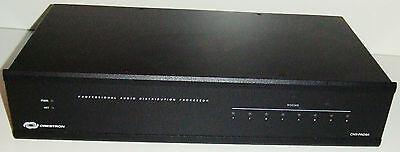 CRESTRON CNX-PAD8A AUDIO DISTRIBUTION PROCESSOR CNXPAD8A CNX-PAD8 stereo SWITCH