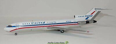 1:200 Gemini Jets United Airlines B 727-200 N7620U 80519 G2UAL346 Airplane Model