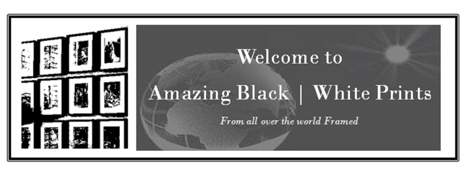Black | White Prints