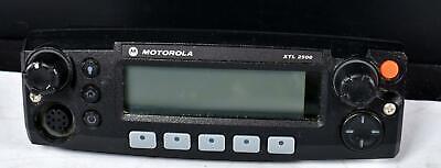 Motorola Xtl2500 Remote Control Head