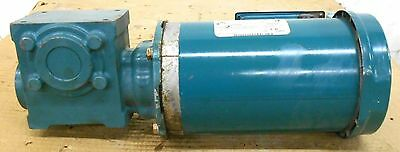 Reliance Electric P56h1474h Motor 2 Hp Tigear 2 17q05l56 Reducer 051 Ratio