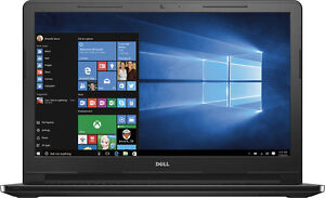 "Inspiron 15.6"" Laptop - Intel Core i3 - 4GB Memory - 1TB Hard Drive"