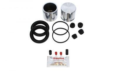 for TOYOTA COROLLA 2002-2007 FRONT Brake Caliper Repair Kit +Pistons (BRKP413)
