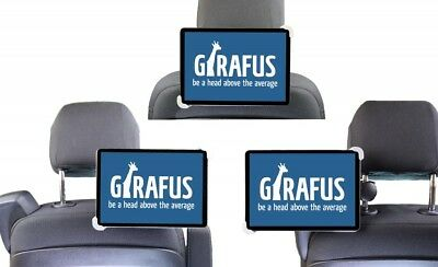 "Tablet PKW Auto-Halterung Kfz Kopfstütze Rücksitz 7-10,5"" iPad Galaxy 360 Halter"