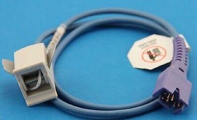 Masimo Dc-ip Pediatric Finger Clip Spo2 Sensor Probe 1m 7 Pin Compatible