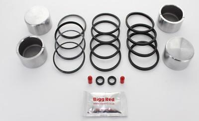 AUSTIN ROVER MINI 1984-2000 FRONT Brake Caliper Repair Kit +Pistons (BRKP298)