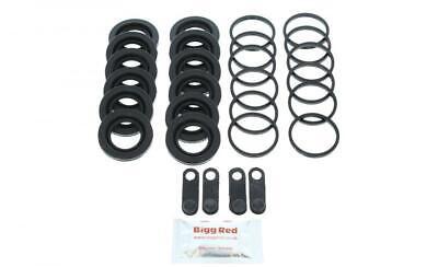 REAR Brake Caliper Repair Kit +Pistons for PORSCHE 911 3.0