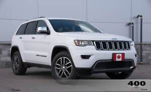 2018 Jeep Grand Cherokee Limited 4x4