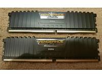 16GB Corsair vengeance DDR4 3000MHz