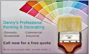 Danny's Professional Painting & Decorating Yokine Stirling Area Preview