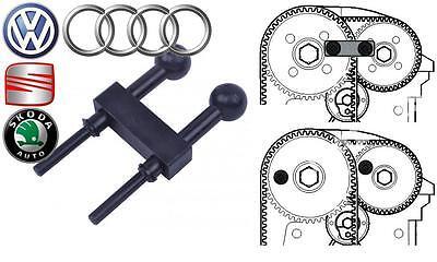 Engine Timing Belt Camshaft Lock tool VW Caddy Beetle 1.4 1.6 16V VAG Twin Cam