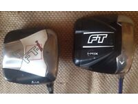CALLAWAY DRIVERS x2 price for both