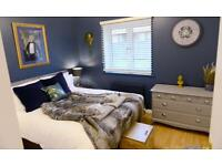 Short Term Accommodation - 2 Bedroom Apartment - Canterbury - Kent - South England - UK