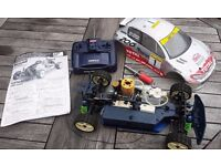 Kyosho Pure Ten GP Alpha 3 4WD Nitro - Spares or Repair