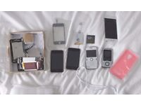 Mobile Phones Spares Repairs Job Lot Apple ipod touch Nokia Spare parts - Working phones! Just glass