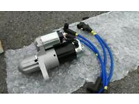 Mazda rx8 brand new uprated starter motor and magnor leads