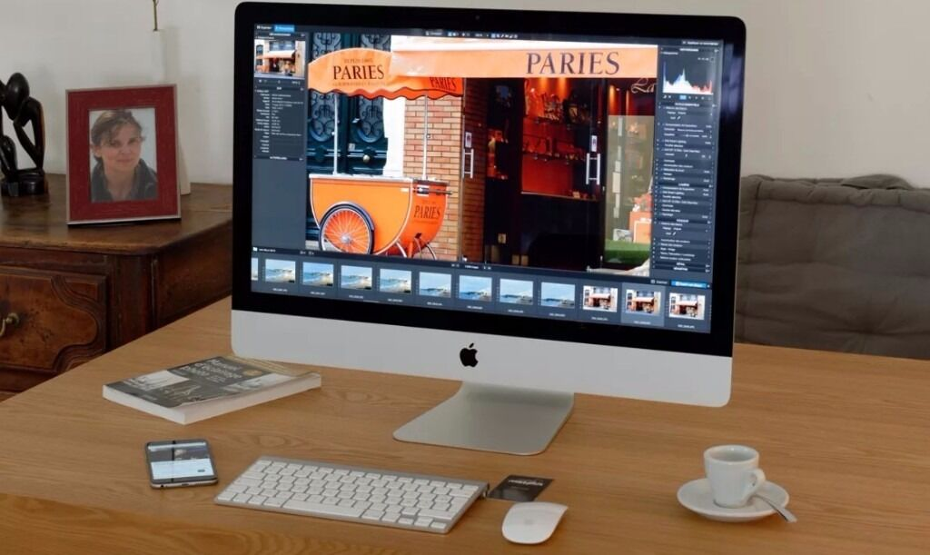 """Mint Condition Apple iMac 27"""" INTEL i7 2.93Ghz 8GB Ram 1TBin Camden, LondonGumtree - Mint Condition Apple iMac 27"""" INTEL i7 2.93Ghz 8GB Ram 1TB 27 inch LED backlit glossy widescreen TFT LCD display with IPS, 2560x1440 resolution 2.93GHz quad core Intel Core i7 processor"""