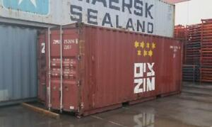 20ft Premium Shipping Container